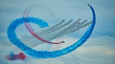 Air Show, Thakkar  Mukesh , India