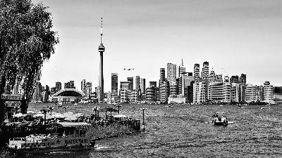 Toronto Skyline 4, Thakkar  Mukesh , India