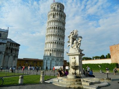 Leaning Tower Pisa, Bagchi  Biswatosh , India