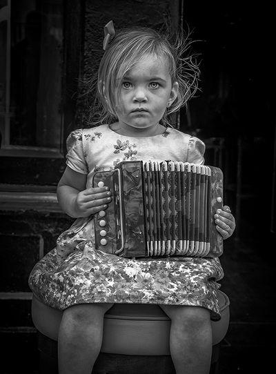An Age Of Innocence, Adair  Sinclair , Ireland