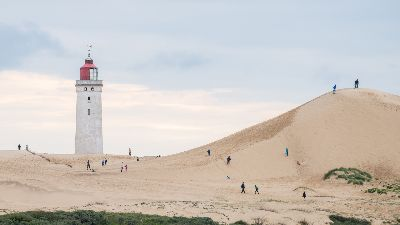Rubjerg Lighthouse 2, Ropstad  Bard , Norway