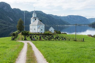 Sandnes Church, Ropstad  Bard , Norway
