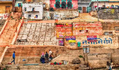 STAIRS AND PEOPLE, Krishan  Prakhar , India