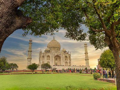 Dreamy Taj Mahal, Chaturvedi  Abhishek , India