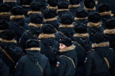 In The Ranks, Novikov  Vitaliy , Russian Federation