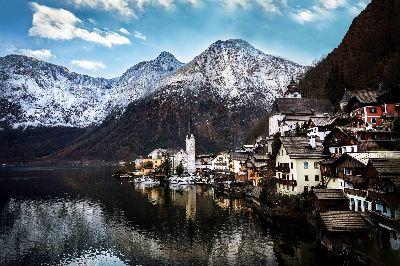 Pe Marginea Lacului, Draga  Andrei Paul , Romania
