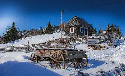 Old House On The Hilltop, Hejja  Arpad , Romania