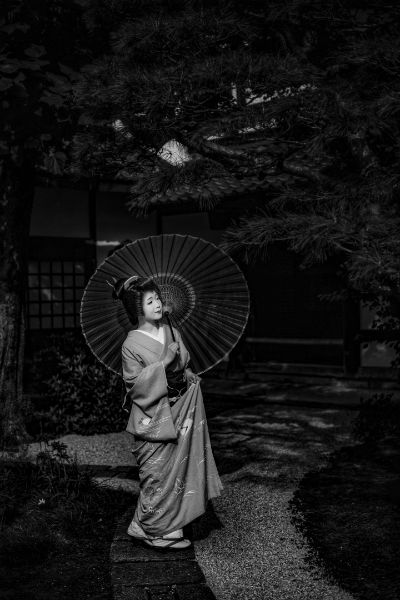 At Home In Kyoto, Yong  Robin , Australia