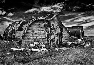Shed And Anchor 2, Jackson  Paul , England