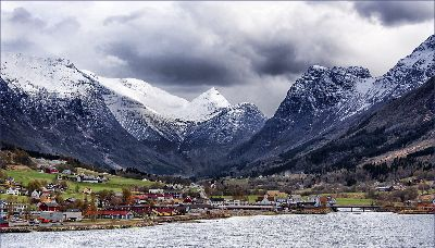 Fjords Town, Jackson  Paul , England