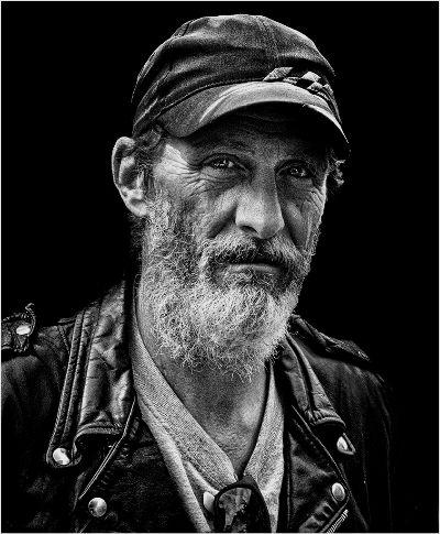 Homeless Man, Denver, Kapetanakes  Barbara , Usa