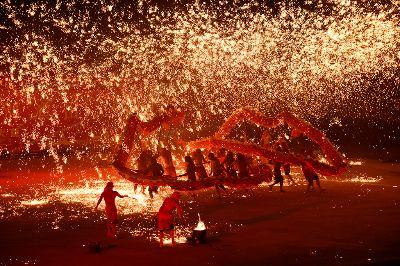 Fire Dragon, Wu  Hung Sen , Taiwan