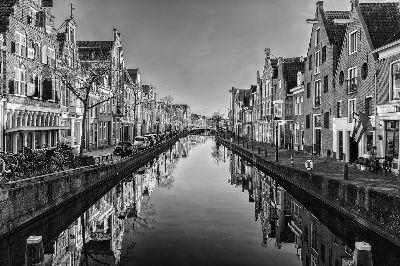 Canal In Alkmaar, Lea  Cora , Australia