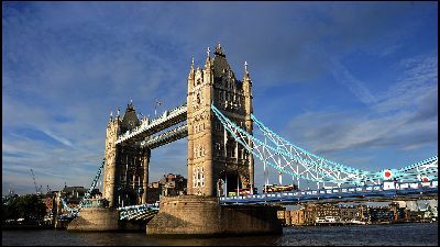 Tower Bridge At London, Korlapati  Saraswatirao , India