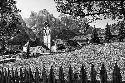 Chiesa Di San Vigilio Dolomites, Clark  Peter , England