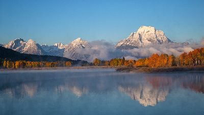 Oxbow Bend Grand Teton, Clark  Peter , England