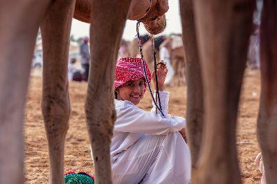 Badia Child, Alrashdi  Salem , Oman