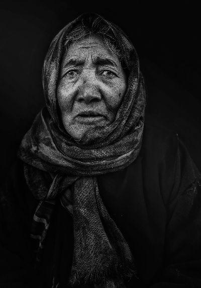 Old Man, Alrashdi  Salem , Oman