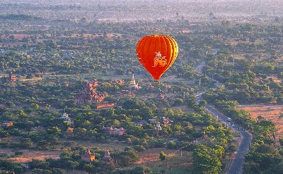 Leap To Bagan, Ye  Wei , China