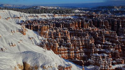 Winter In Bryce Canyon, Le  Minh , Usa