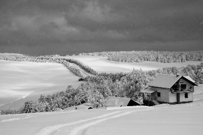 Winter Storm Start, Doru  Gosnea , Romania