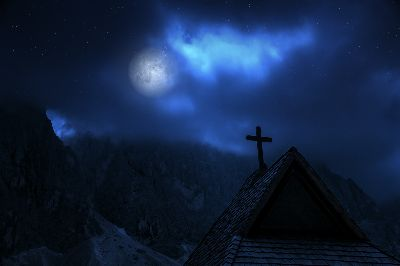Night In The Mountains, Schmitz  Willi , Germany
