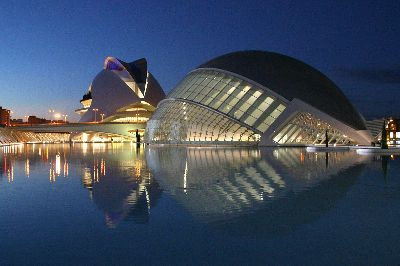 City Of Arts And Sciences 4, Catania  Gottfried , Malta