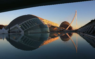 City Of Arts And Sciences 17, Catania  Gottfried , Malta