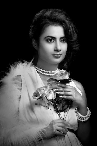 ELEGANT LADY, Jana  Dipankar , India