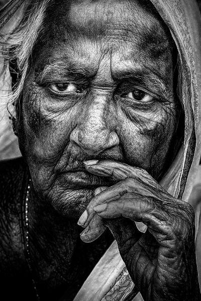 THOUGHTFUL, Jana  Dipankar , India