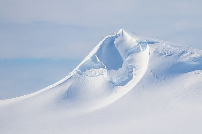 Antarctic Snow Blown Peak, Langevin  Dee , Usa