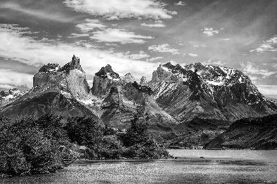 Torres Del Paine View, Langevin  Dee , Usa