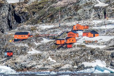 Antarctic Coastal Base, Langevin  Dee , Usa