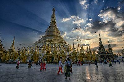 Golden Pagoda, Choi  Lewis K. Y. , Hong Kong