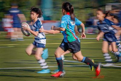 Rugby Girl, Lin  Wolfgang , Hong Kong