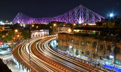 HOWRAH BRIDGE, Mukherjee  Rudrajit , India