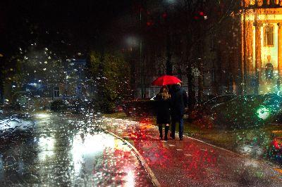 Red Umbrella, Erika  Bartha , Romania