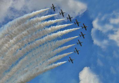 Formation Flying, Allard  Wendy Anne , England