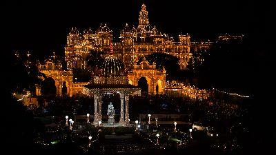 MYSORE PALACE, Chikkarangappa  Ranganath , India