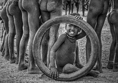 Happy Childhood, Chen  Xinxin , China