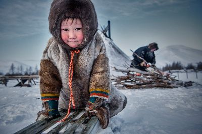 The Nenets Campsite5, Chen  Xinxin , China