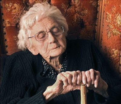 Old Age, Pelser  Sussa , South Africa