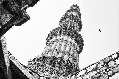 Qutub Minar, Schmidt  Barbara , Germany