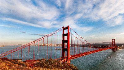 Golden Gate Bridge, Hausdoerfer  Frank , Germany