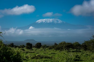 Happy Morning By Mount Kilimanjaro, Kannaiyan  Ravikumar , India