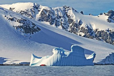 Antarctic Iceberg, Anderson  Margaret , New Zealand
