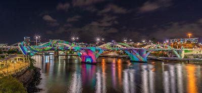 William Jolly Bridge, Kleindienst  Valerie , Australia