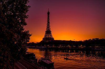 Eiffel Dawn, Mysore  Anitha , India