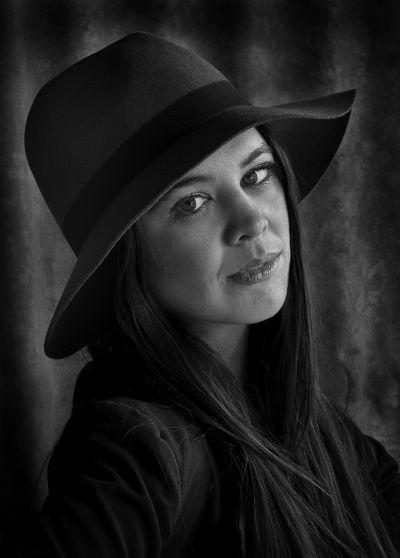 Jo With Hat, Gooley  Terry , Australia