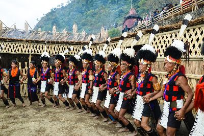 Horn Bill Festival, Nagaland, Bose  Abhijit , India